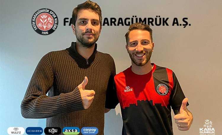 Andrea Bertolacci ufficiale Fatih Karagümrük