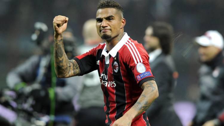 Boateng Milan fa paura