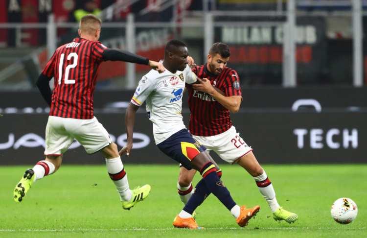 Musacchio addio Milan