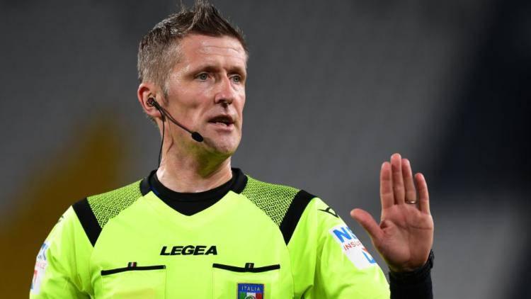 Orsato arbitro Genoa Milan precedenti