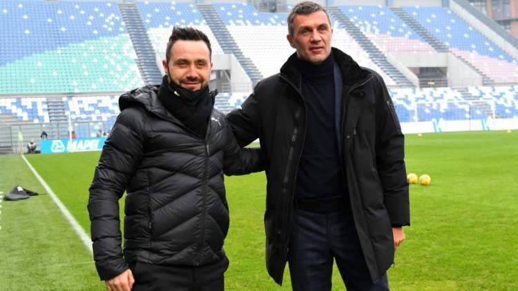 De Zerbi commenta Sassuolo Milan