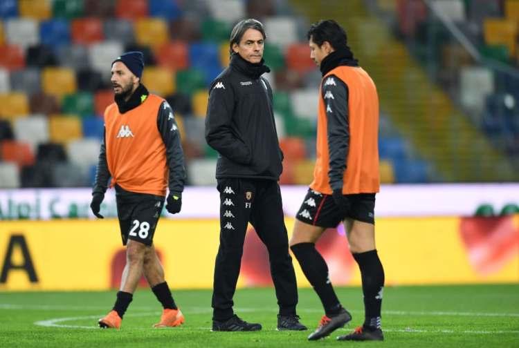 Inzaghi Milan Inter