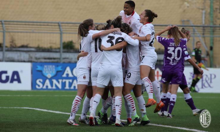 Fiorentina-Milan Women