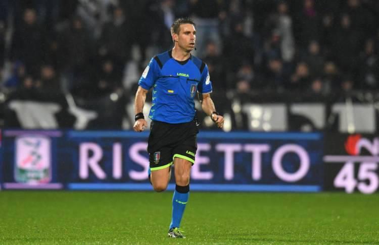 arbitro Milan Parma
