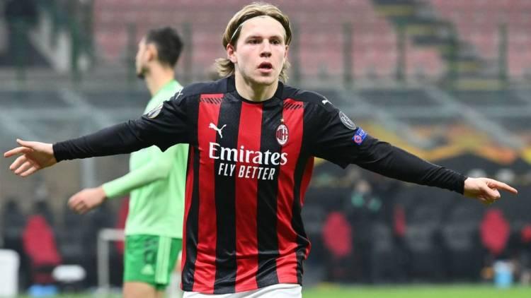 Hauge player of the week Europa League