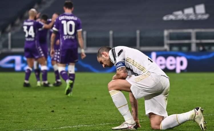 Juve Fiorentina 0 3