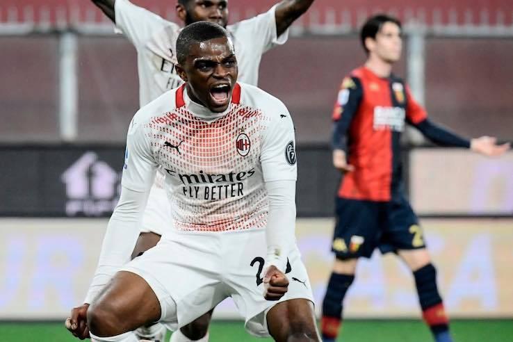 Kalulu secondo 2000 ad aver segnato con il Milan
