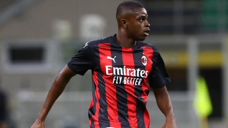 Kalulu pagelle Milan Parma