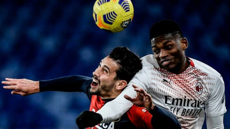 Genoa Milan pagelle Gazzetta dello Sport