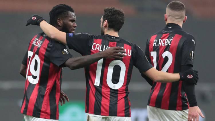 Milan Celtic classifica gruppo H Europa League