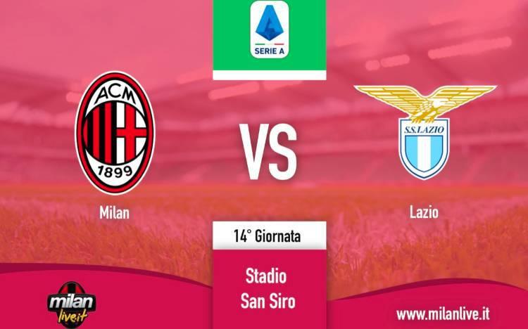 Milan Lazio live diretta tempo reale