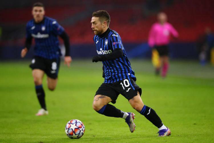 Gomez scambio Milan Atalanta