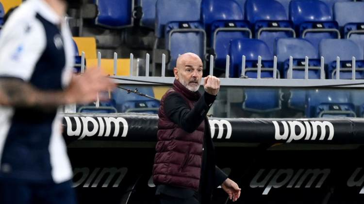 Stefano Pioli Sampdoria Milan