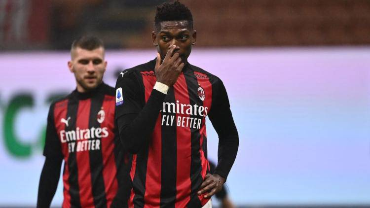 Milan Lazio pagelle Leao Theo