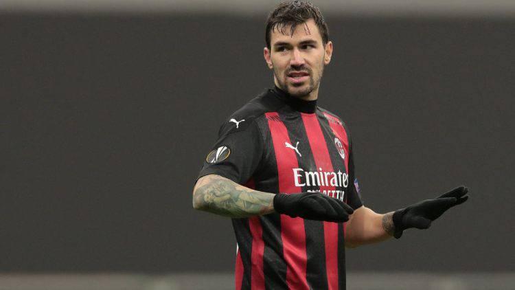 Alessio Romagnoli 200 presenze Milan