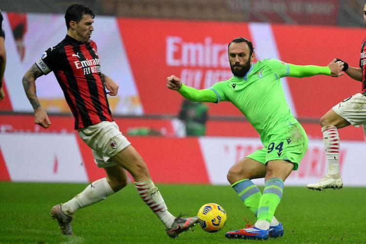 Romagnoli post Milan Lazio