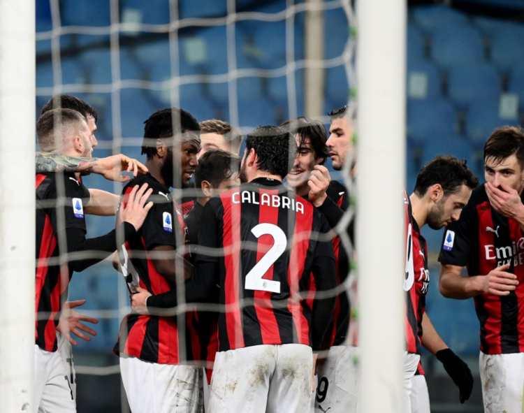 Classifica Samp Milan