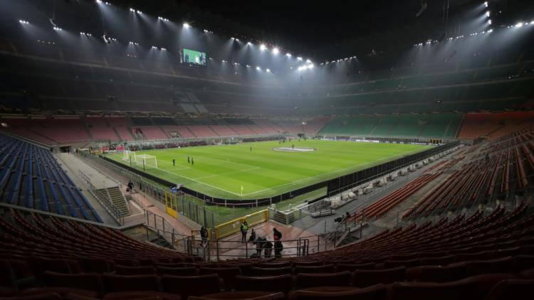 Milan Celtic diretta live tempo reale