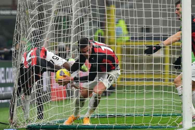 classifica Milan Parma