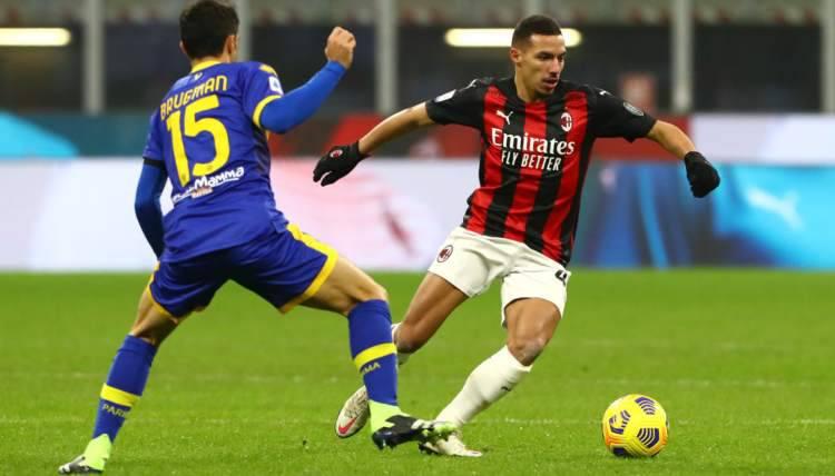 Bennacer Milan Parma