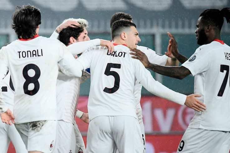 Genoa Milan pagelle