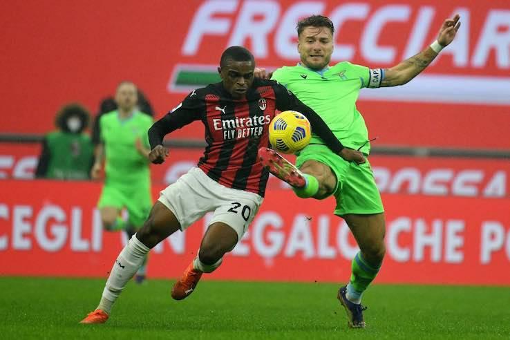 Kalulu Milan Lazio
