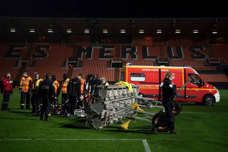 Lorient Rennes tragedia