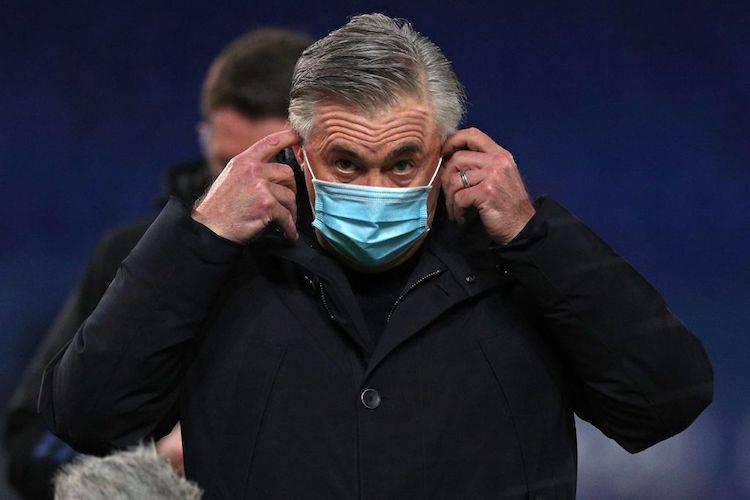 Carlo Ancelotti Milan Tomori