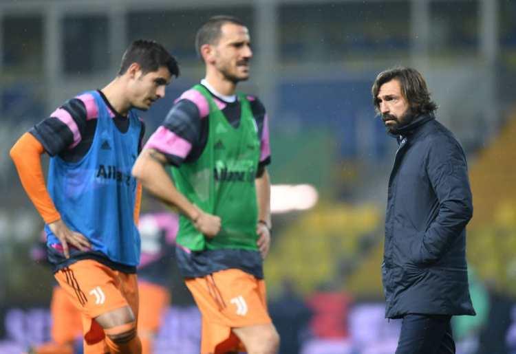 Milan Juve Pirlo