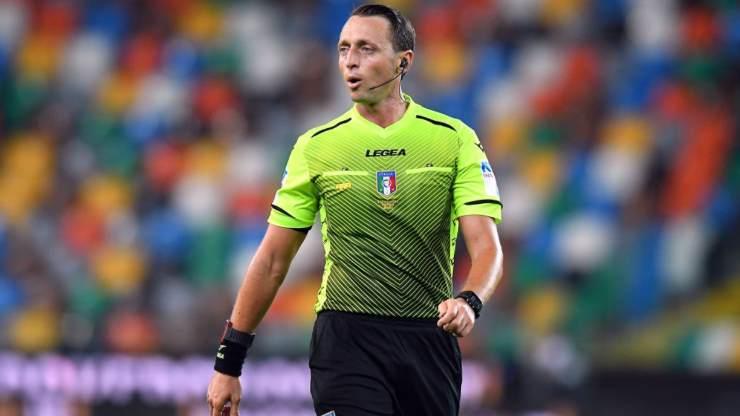 Cagliari Milan arbitro Abisso precedenti