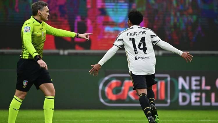 Moviola Milan Juventus errori Irrati