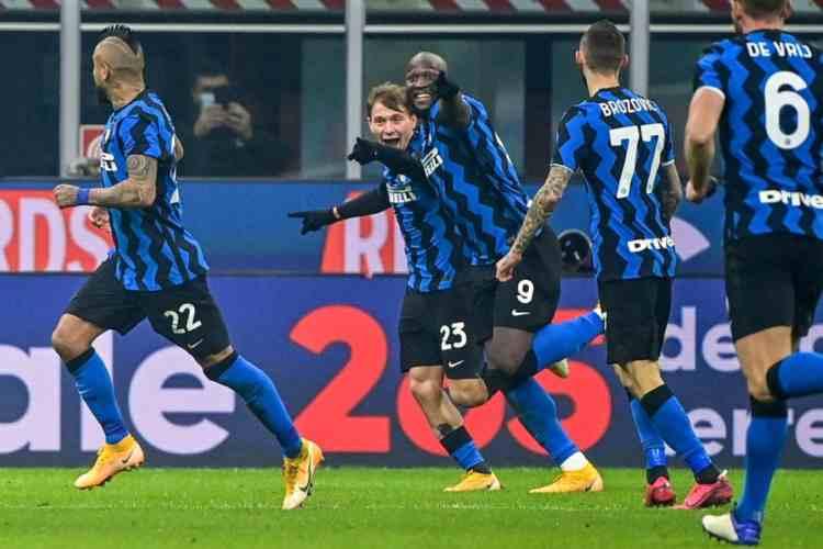 Barella Inter-Juventus