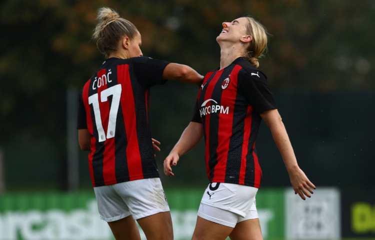Verona Milan femminile