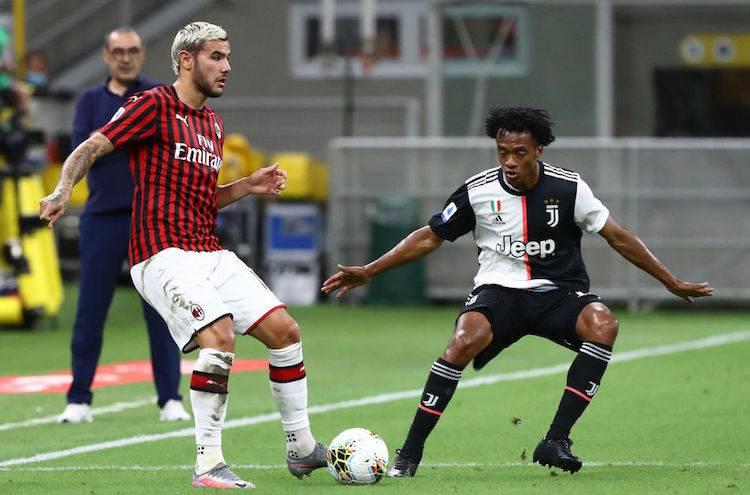 positivi Milan Juve
