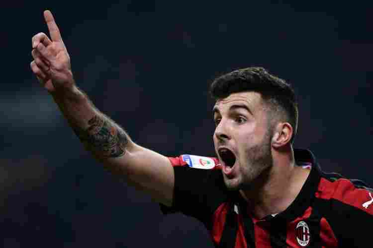 Cutrone gol Milan-Inter