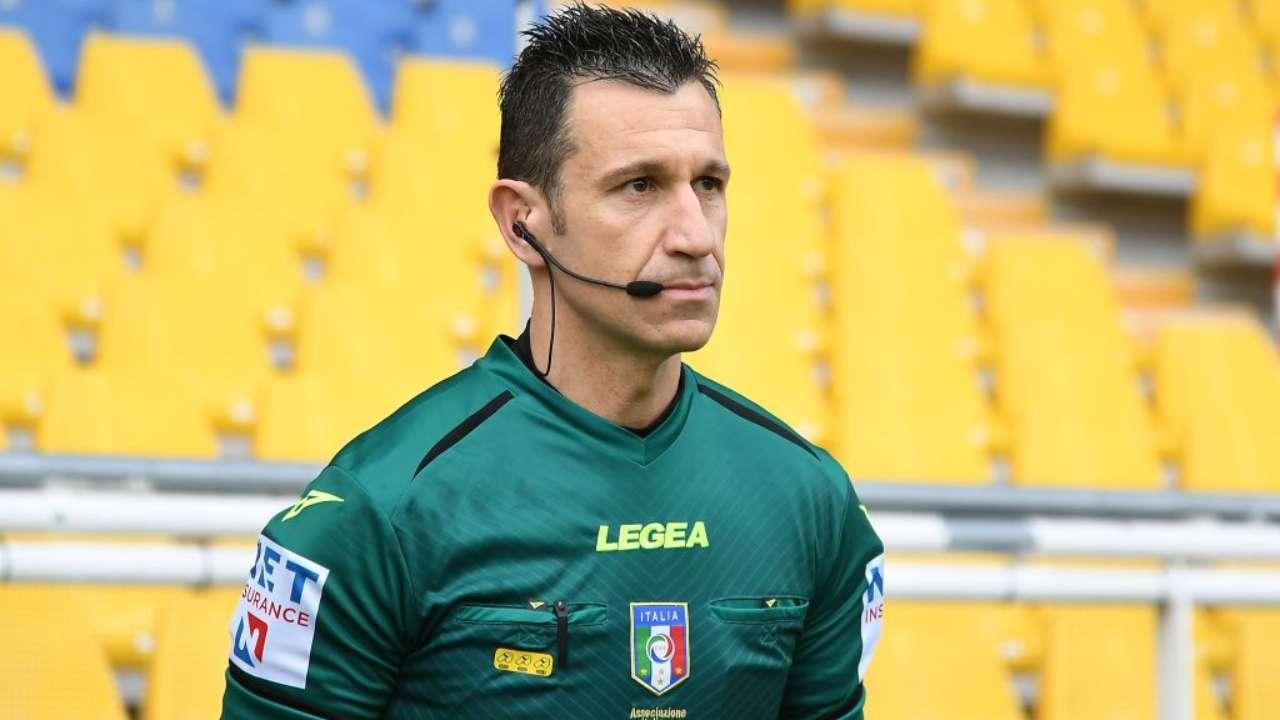 Arbitro Doveri
