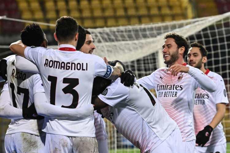 Milan batte il Benevento