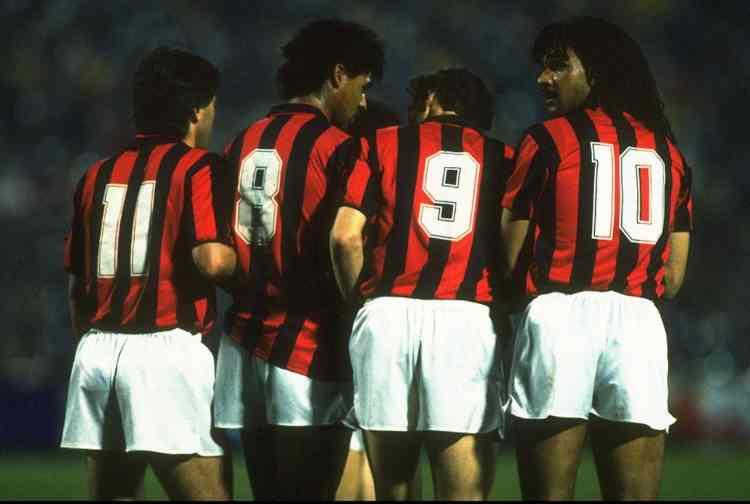 Milan France Football