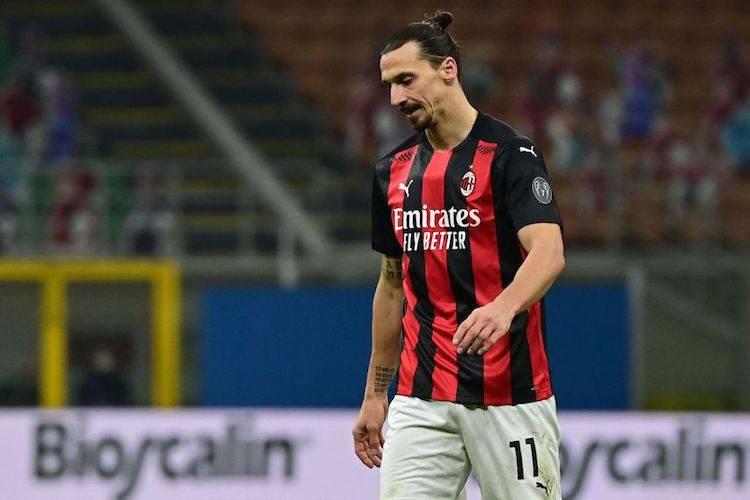 Zlatan Ibrahimovic post Milan-Atalanta