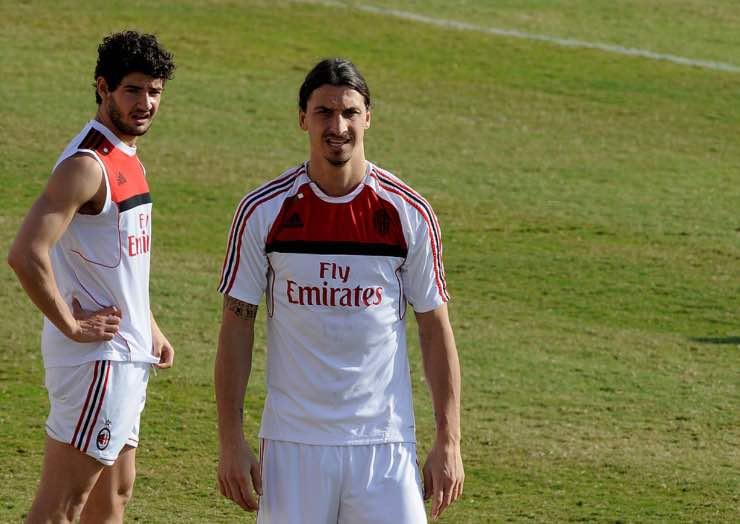 Costacurta Ibrahimovic Pato