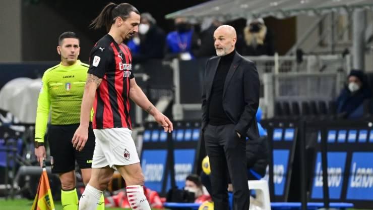 Ibrahimovic Inter Milan