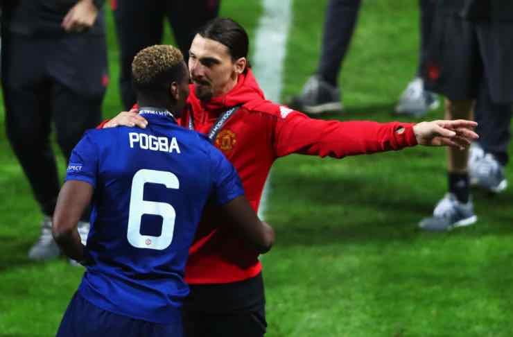 Ibrahimovic difeso da Pobga