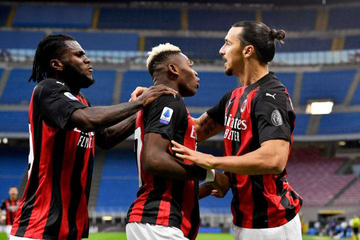 formazioni ufficiali Bologna Milan