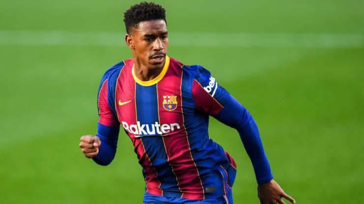 Junior Firpo contatti Milan Barcellona