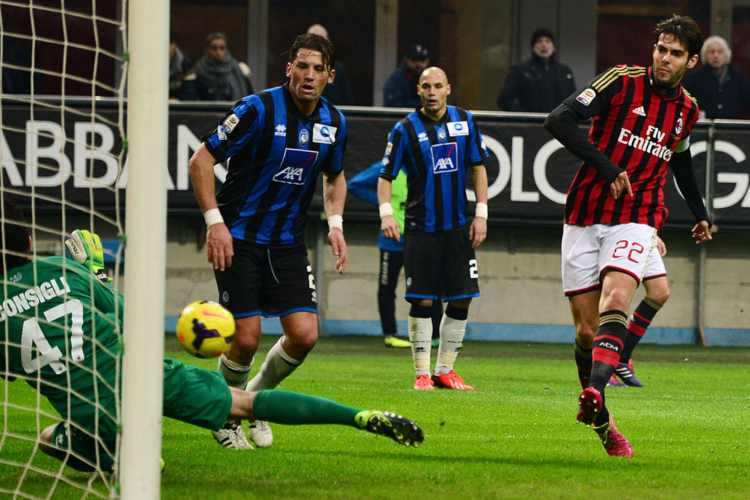 Precedenti Milan-Atalanta