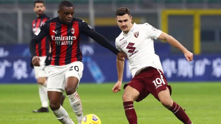 Milan Torino video highlights