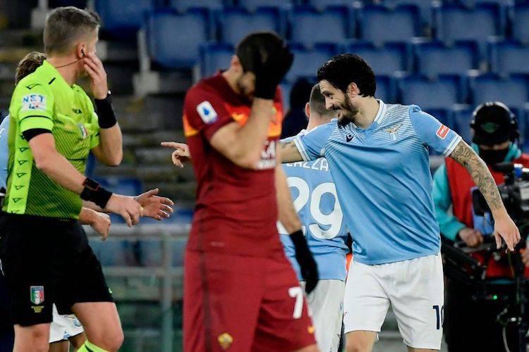 La classifica dopo Lazio-Roma