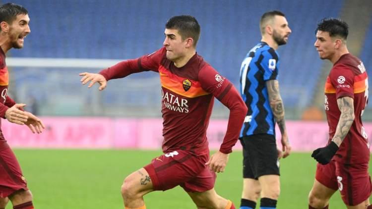 Roma Inter classifica Milan