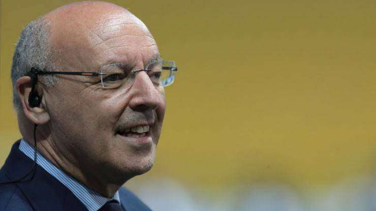 Marotta cessione Inter confermata