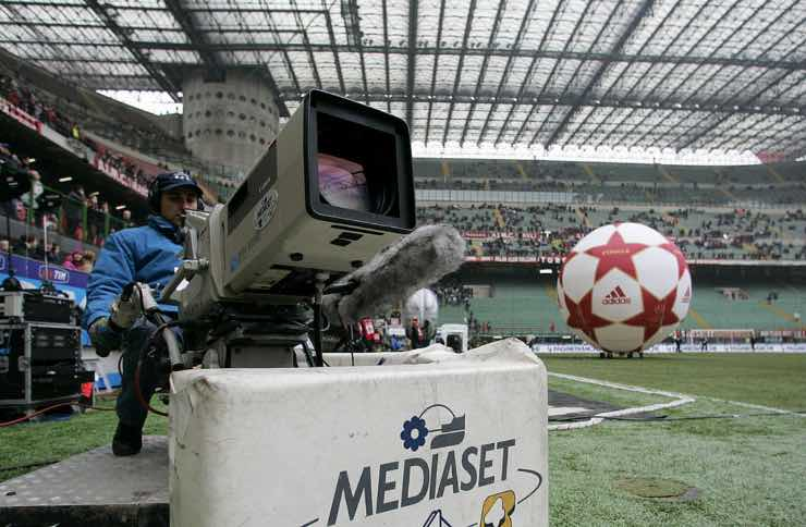 Mediaset Champions League 104 match